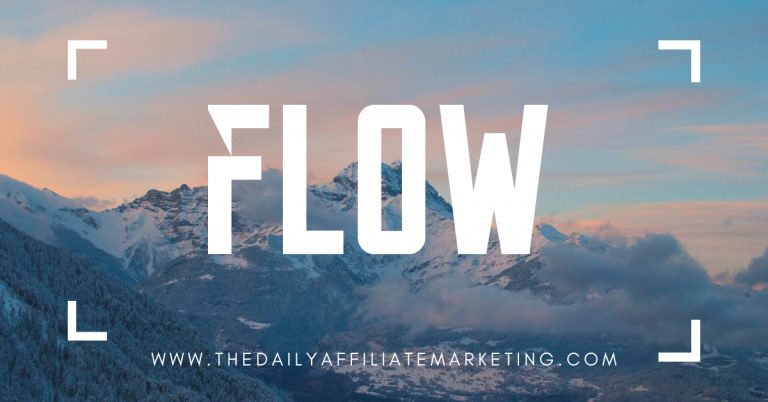 Flow – Intense Focus And How To Get It